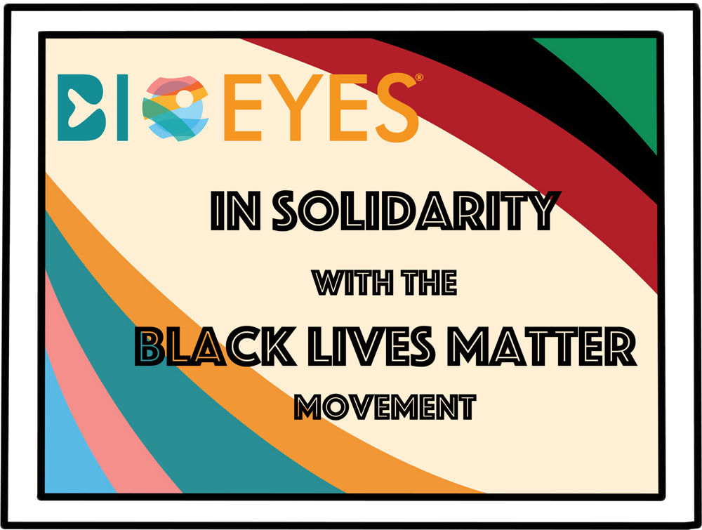 BioEYES: In solidarity with the Black Lives Matter movement. Click to read our statement.